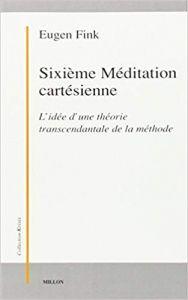 Sixième méditation